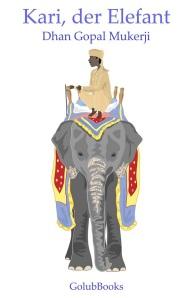 Kari, der Elefant,HP Cover